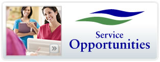 Service Opportunities